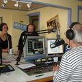 Mary-Lou à Radio <b>Maxxi</b>, à Rosporden, samedi dernier !