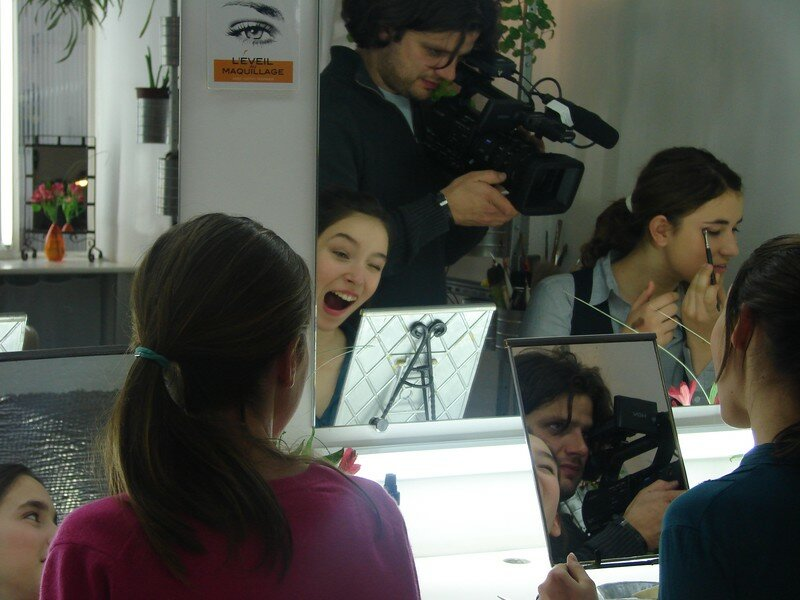 tournage 100AG M6 © Cathy Wagner