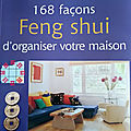Nouvel apprentissage : le feng shui !