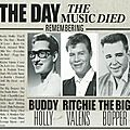 Il y a 54 ans, <b>The</b> day <b>the</b> music died