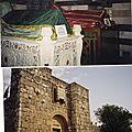Le mausolée de salâh -ad-dîn (saladin) à damas