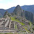Au pays des Andes