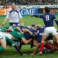 FRANCE-IRLANDE 2010