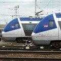 Les AGC B 81 500 d'Aquitaine