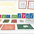 activités de langage Montessori