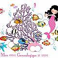 Mon arbre sous marin ou mon corail de famille ?