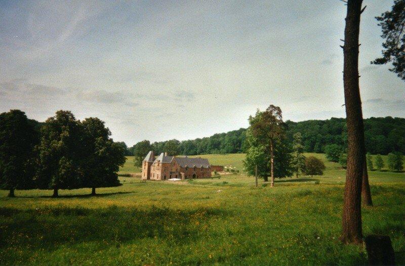L'ancienne prison du Montdieu