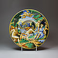 Food for thought: Maiolica on view at the Georgia Museum <b>of</b> Art