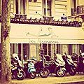 Un jeudi à Paris