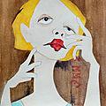 Portrait (d'après Linda Vachon)