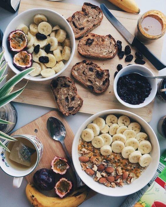Magie naturelle : un repas enchanté