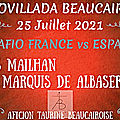 <b>BEAUCAIRE</b> 2021