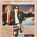 Michael jackson incontournable - black & white n°29, juin 1999