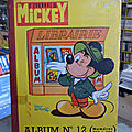Le Journal de <b>Mickey</b> album n° 12 1957
