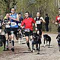 Participez au Canicross, la course qui a du chien