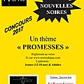Concours de nouvelles 2017