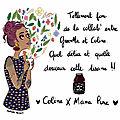 Coline x greenma