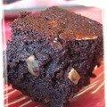 J'ai enfin trouvé la recette de the brownie !!
