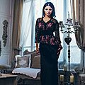 <b>Robe</b> de <b>soirée</b> haute couture <b>2014</b>