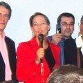 2007/06/02 Ségolène dans le 20éme Parisien