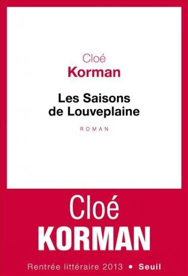 les saisons de Louveplaine Cloé Korman
