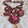 Collier Crystal Majestic 7-1