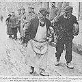 Les cousins - Renvoi et appel d'auxiliaire - Au Mexique - Protestation des boulangers allemands.