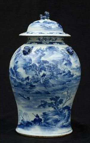 urne funeraire chinoise