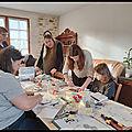 Atelier chez Mary - 19 Janvier 2020 - Reportage