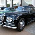 Alfa romeo pininfarina 6C SS sedan de 1949 01