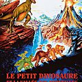 [critique] (8/10) le petit dinosaure et la vallee des merveilles par m.mouche