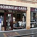 HOMME et GARS <b>Charleville</b>-<b>Mézières</b> Ardennes habillement