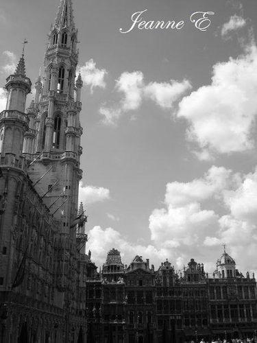 grand place à Bruxelles