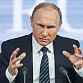 Poutine, l'Iran, Turquie, l'<b>Azerbaïdjan</b> : week-end sous haute tension