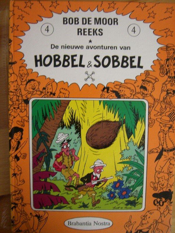 REEKS 4: Les nouvelles aventures de HOBBEL & SOBBEL