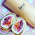 Fuumi sushis burritos