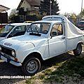 Renault 4l 4x4 pick-up