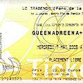 <b>QueenAdreena</b> - Mercredi 7 Mai 2008 - Trabendo (Paris)