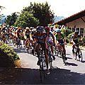 Verteillac, son ancien canton, ses courses cyclistes