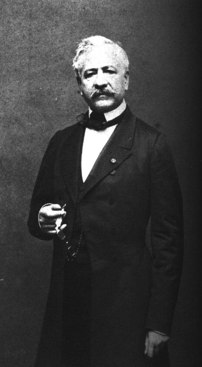 1852-1870 Ferdinand de Lesseps, l'homme le plus célèbre du monde à l'époque