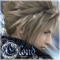 Avatar Cloud <b>Strife</b> - Final Fantasy VII Advent Children -