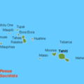 Flying with Air Tahiti to Moorea & Huahine (French Polynesian) South Pacific