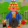 Mr Merveilleux , le clown <b>anniversaire</b>