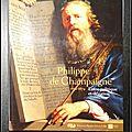 Philippe de Champaigne 1602-1674 : Entre <b>politique</b> et dévotion - Alain Tapié, Nicolas Sainte Fare Garnot