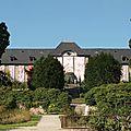 Le château du parc de wesserling