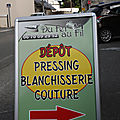 Du <b>Fer</b> au Fil Montaut Pyrénées-Atlantiques pressing blanchisserie couture