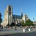 unpetit tour dans paris...