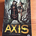 Axis, tome 2: envoûteur