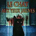 <b>Brussolo</b>,<b>Serge</b> - L'Agence 13 - Le chat aux yeux jaunes