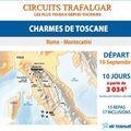 Circuits trafalgar : charmes de toscane